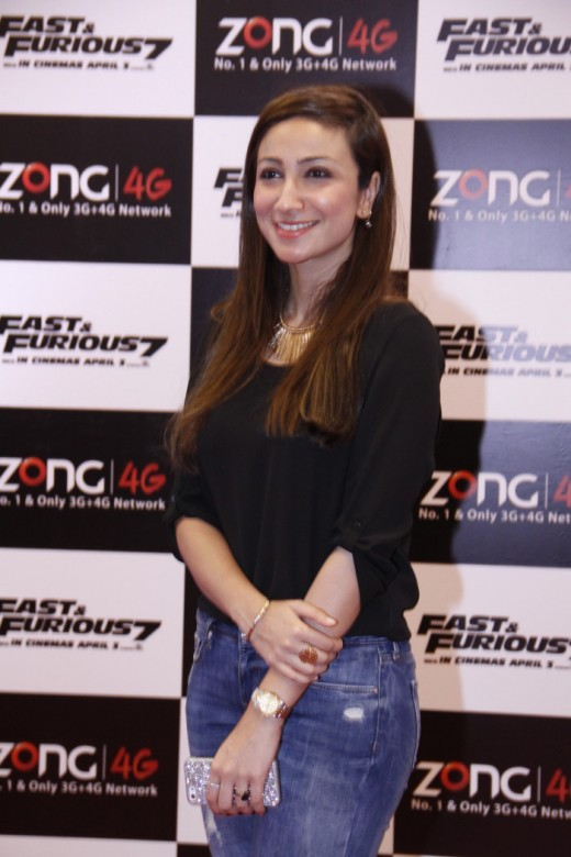 Zong Exclusive Premiere in Cinepax Ocean Mall Picture 14