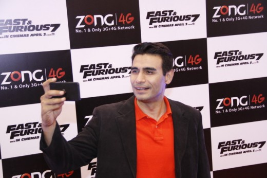 Zong Exclusive Premiere in Cinepax Ocean Mall Picture 15