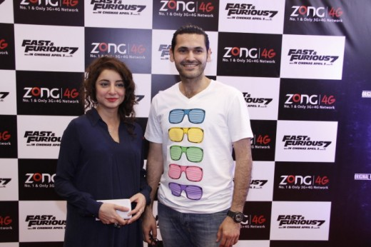 Zong Exclusive Premiere in Cinepax Ocean Mall Picture 18