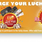 EVO Luck Patti offer 2015