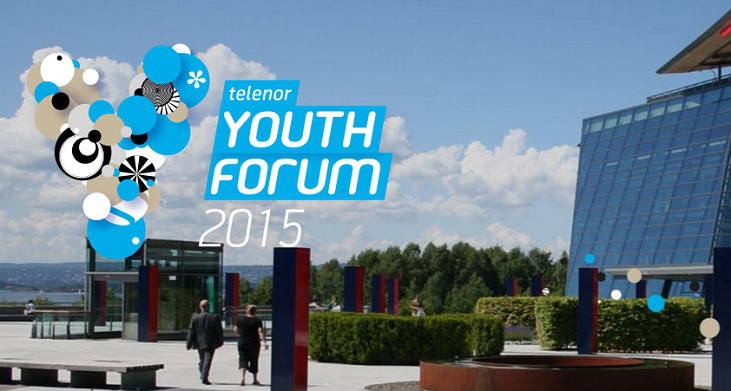 Telenor Youth Forum Norway 2015