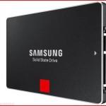 Samsung 2 TB SSDs