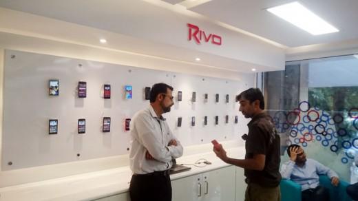 Rivo Mobile Phone