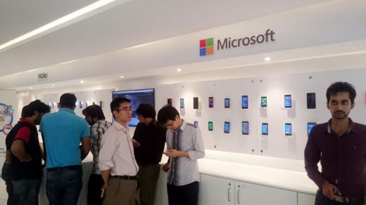 Microsot Mobile Phones