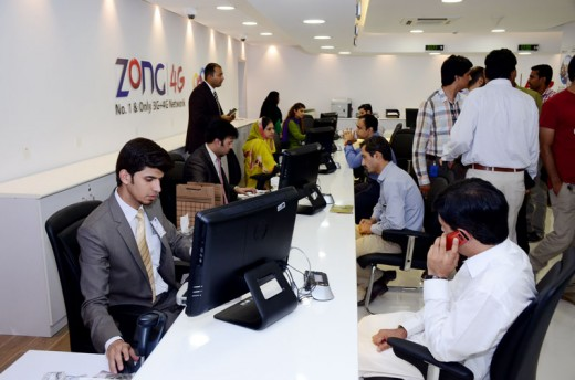 Zong Customer Service