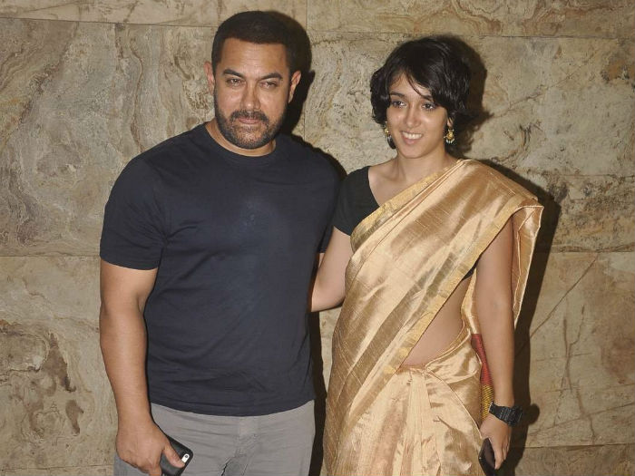 Aamir Khan buys His Daughter 'Ira' painting
