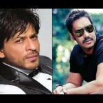 SRK and Ajay Devgan
