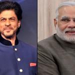 SRK vs Narendra Modi