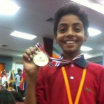 Pakistani Student got Gold Medal In International Math Competition
