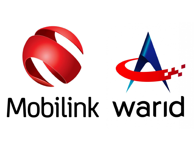 Mobilink and Warid