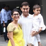 Aamir Khan and Kiran Khan