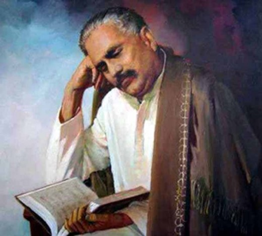 allama muhammad iqbal 2 Allama muhammad iqbal was a muslim poet and philosopher born in sialkot, british india (now in pakistan), whose poetry in urdu and persian is.