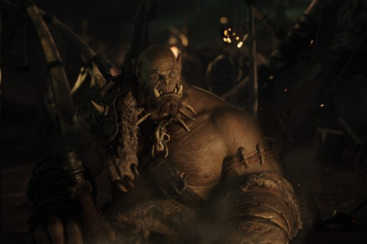 Warcraft Orgrim Action