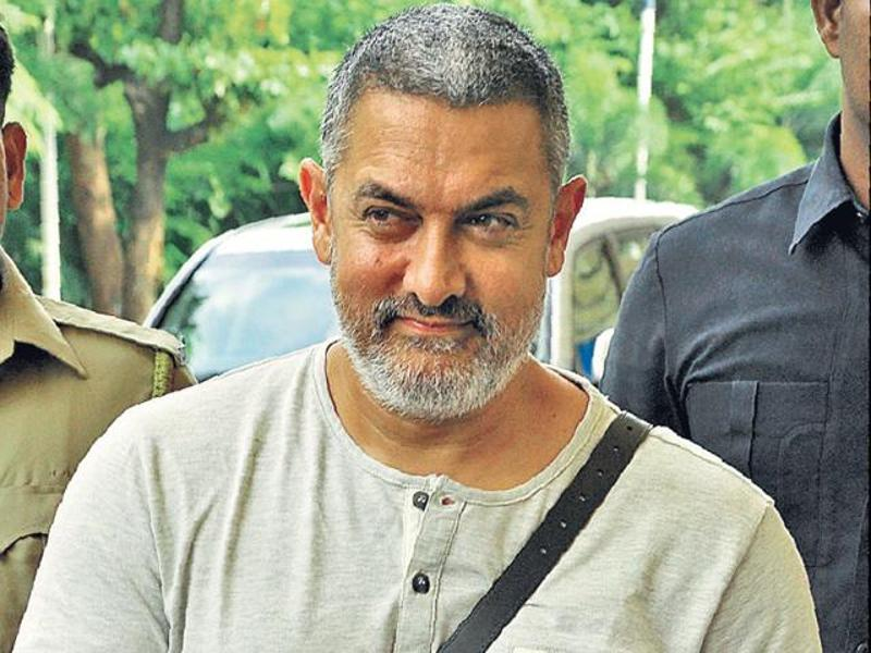 Aamir Khan Dangal Look