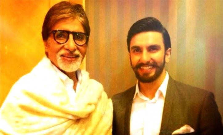 Amitabh and Ranveer Singh