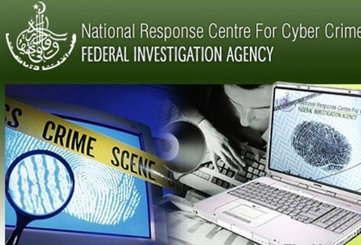 FIA Cyber Crime Wing Action
