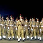 Female Pak Army