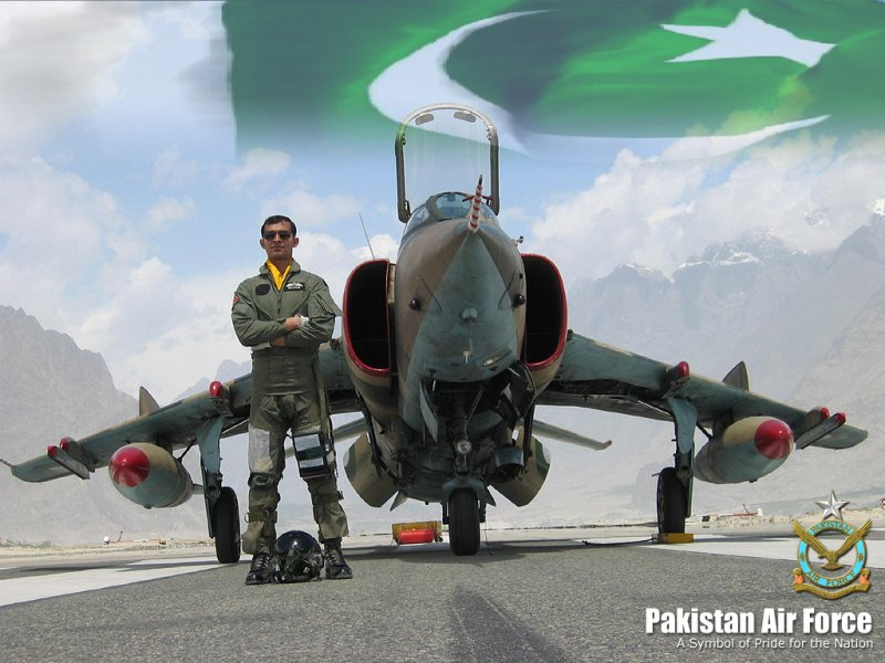 How to Join Pakistan Air Force after B.SC, B.COM & B.A Graduation 2016