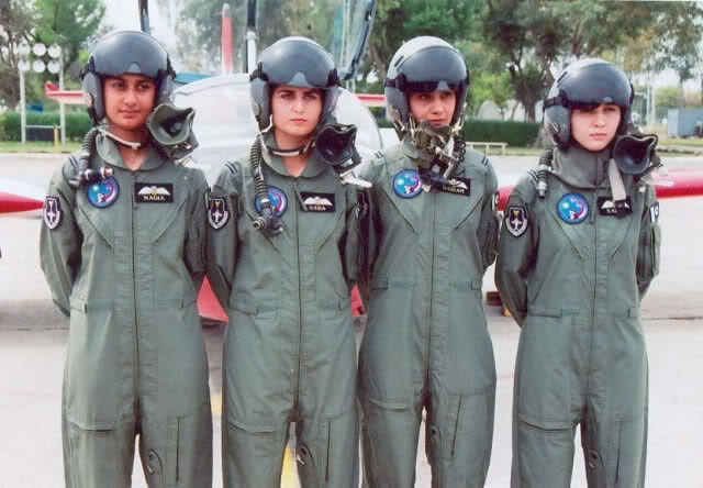 How to Join Pakistan Air Force for Females and Women