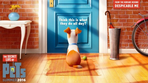"""The Secret of Life of Pets"""