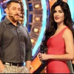 Katrina Kaif & Salman Khan at BB9