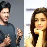 Shah Rukh Khan & Aliya Bhatt