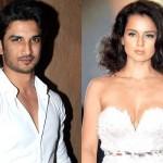 Kangna Ranaut & Soshant Singh