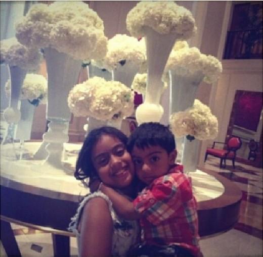 Ajay and Kajol's daughter Nysa