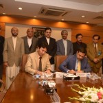 NTC Signs Contract