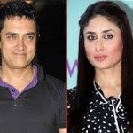 Kareena Kapoor and Aamir Khan