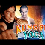Jackie Chan for shooting of Kung Fu Yoga
