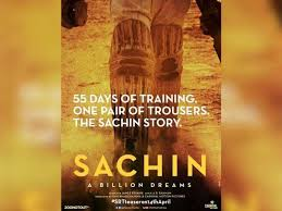 Biopic Film Of Sachin Tendulkar