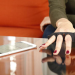 A New and Modern Glove For Typing