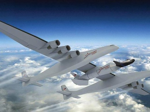 Microsoft manufacturing worlds largest plane