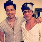 Ali Zafar in Movie with SRK