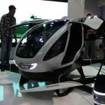 World's First Passenger Drone