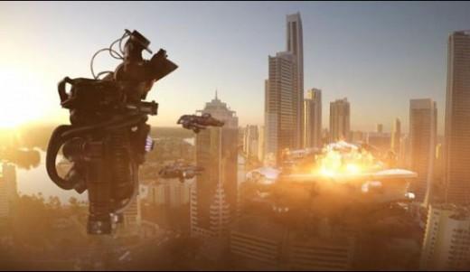 Rogue Warrior Robot Fight Teaser releases