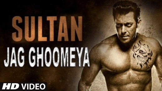 Sultan Movie Songs Jag Ghoomeya