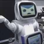 Latest Robot show in China