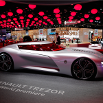 Latest Sports Cars in Paris Auto Show 2016