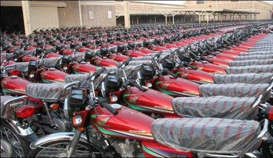 Pakistan 6th Biggest Motorcycle Manufacturing Country President Honda Company