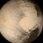 Pluto May Have Huge Ocean Under Icy Surface