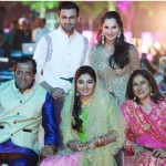 Wedding Pictures of Sania Mirza's Sister