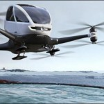 China Prepares first Passenger Drone