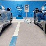 Pakistan First Electric Charging Station for Cars by BMW