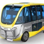 Driverless Buses in France