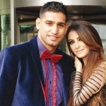 Faryal and Amir Khan