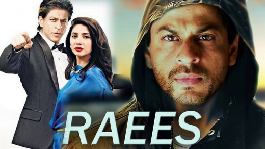 "New Video Trailer Of Film ""Raees"" 2017"