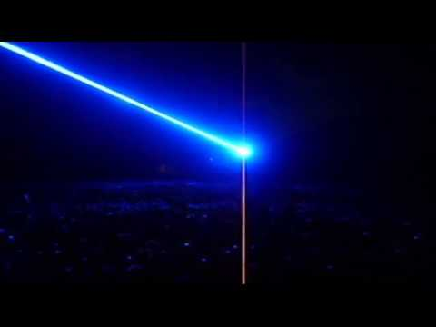 Most Powerful laser of the world