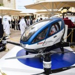 Passenger drones to buzz across Dubai skies